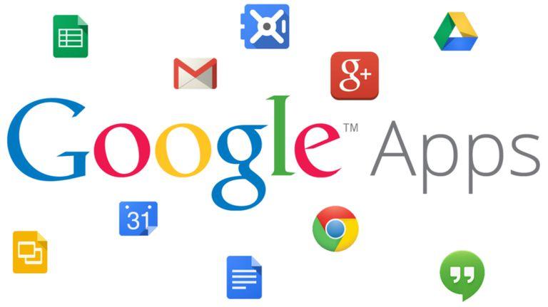 Об изменении названия с Google Apps на G Suite