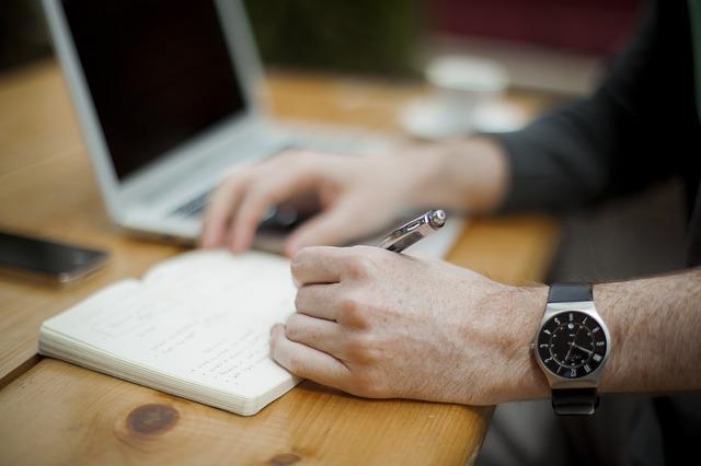 Ведение блога — чек лист
