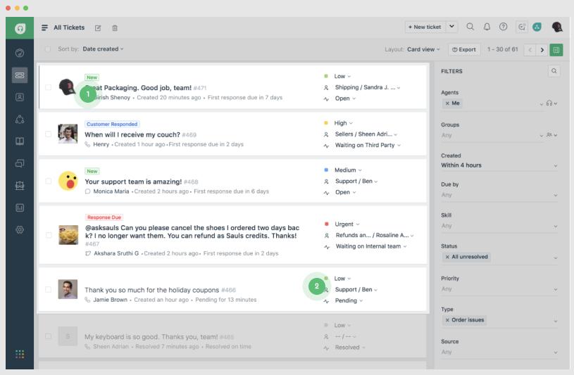 Обзор Freshdesk от Startpack