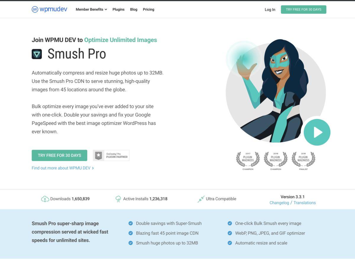 Smush Pro