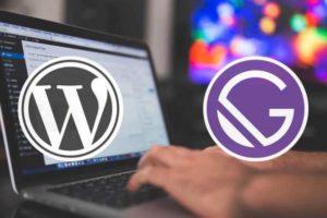 Когда Gatsby заменит WordPress