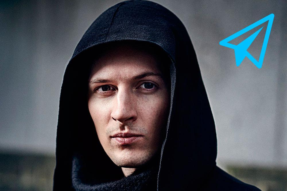 Дурова вызвали на допрос по делу криптовалюты Telegram