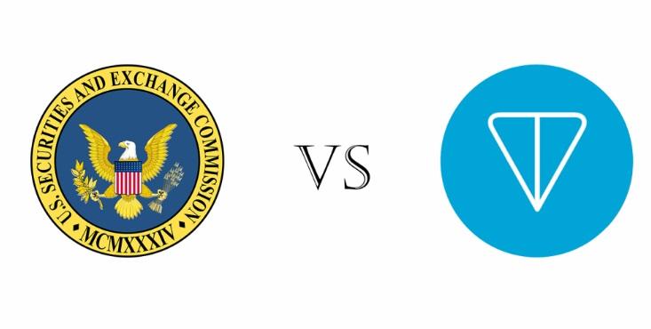 SEC против Telegram