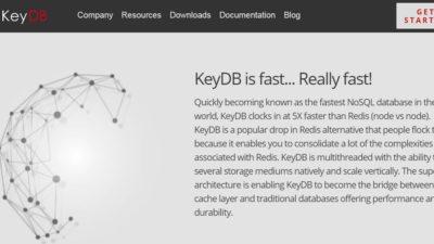 KeyDB