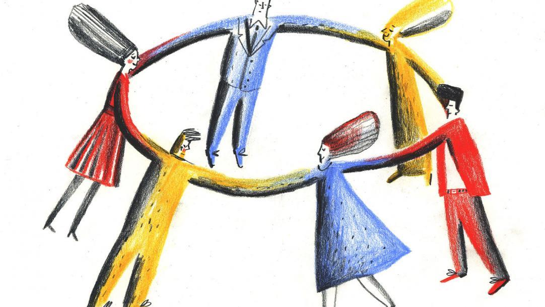 Создание команд и перестройка цепочек создания ценности в Agile-трансформации
