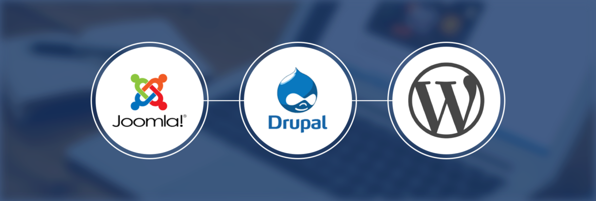 WordPress, Joomla или Drupal — что лучше?