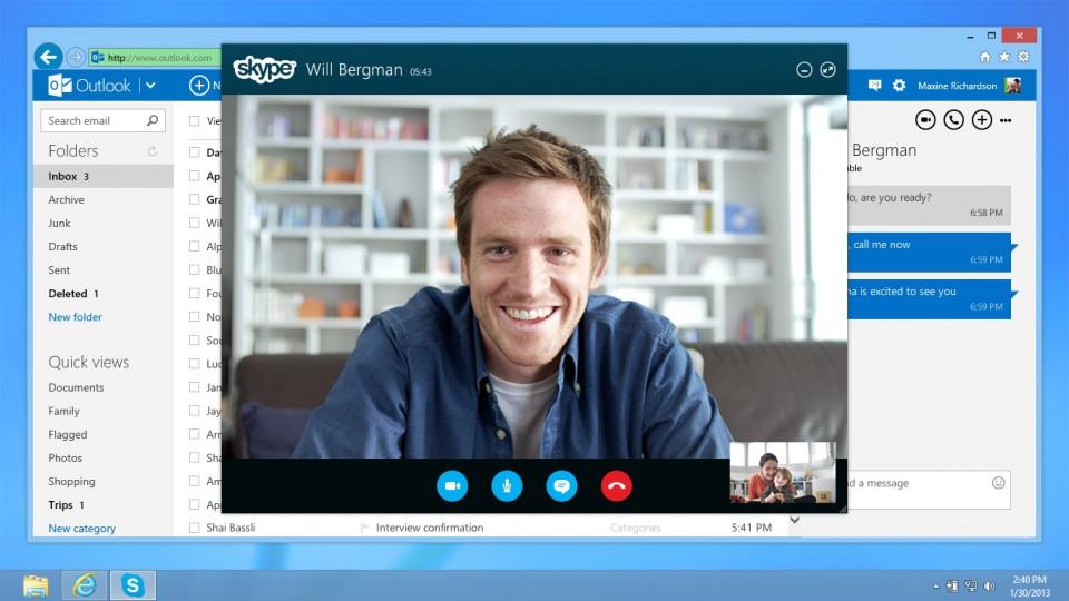 Skype разрешил пользоваться видеозвонками без регистрации и установки