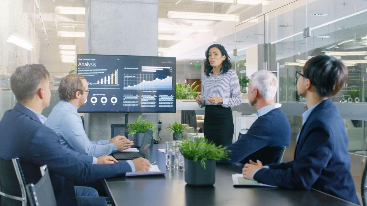 Успешные корпоративные презентации – курс от команды Мегафон Образование