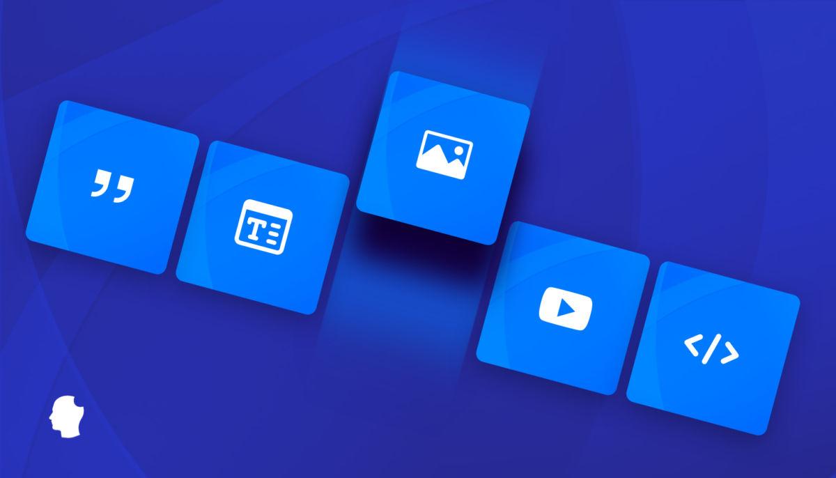 Как создавать свои блоки контента в WordPress? Редактор Gutenberg начала 2020
