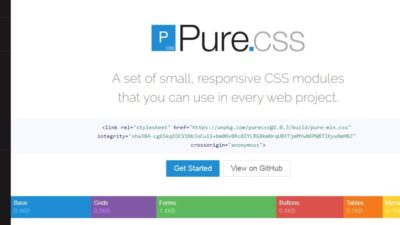 Pure.css