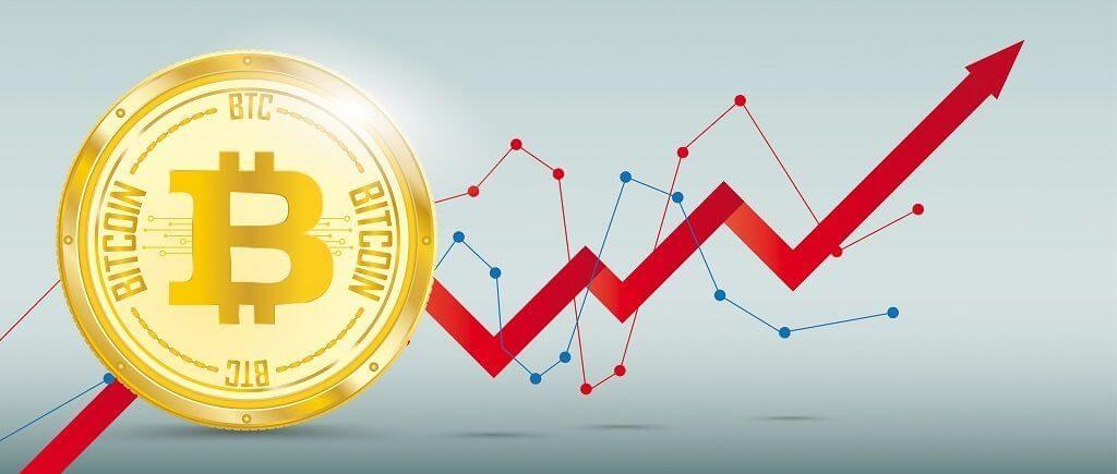 Курс биткоина обновил годовой максимум