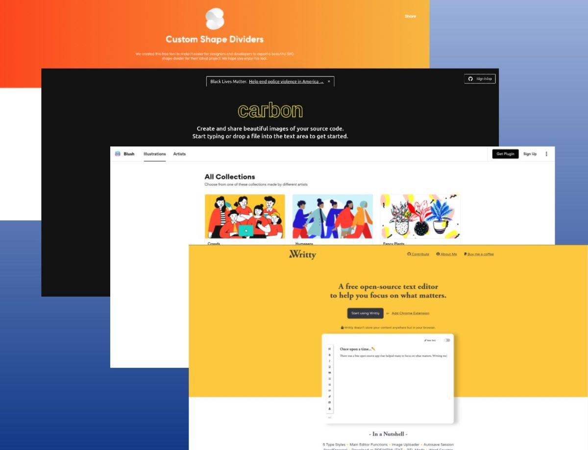 40+ бесплатных высококачественных ресурсов для веб-разработки