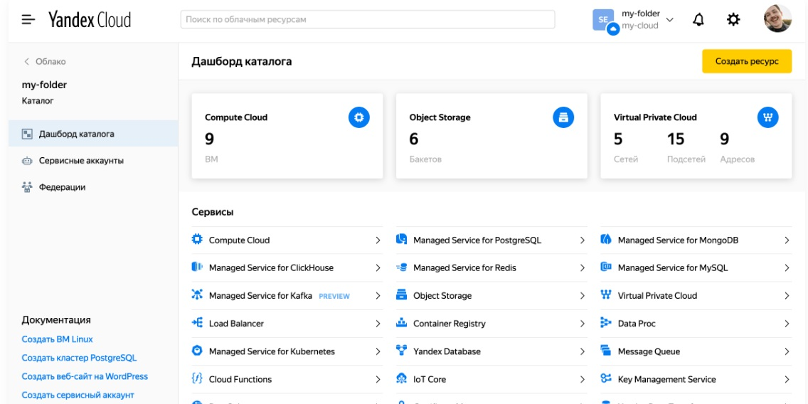 Яндекс выделил «Облако» в отдельную бизнес-единицу на фоне роста сервиса