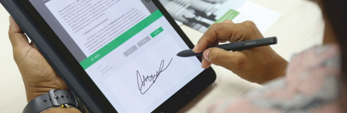 Электронная подпись станет бесплатной для бизнеса с 1 июля