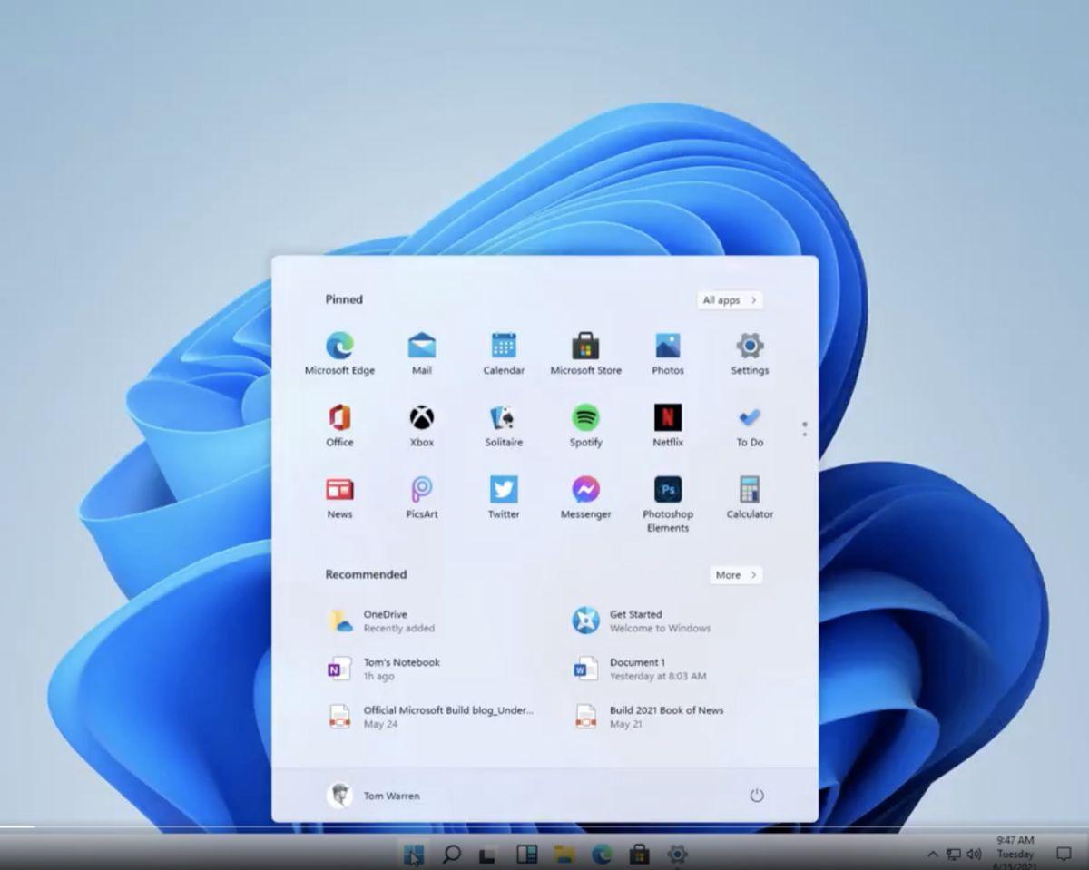 Раскрыта новая версия Windows 11